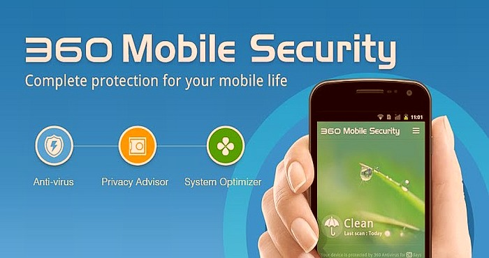 360 Mobile Security is the Perfect way to Secure your Smartphone