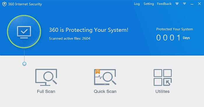 Features of 360 Internet Security